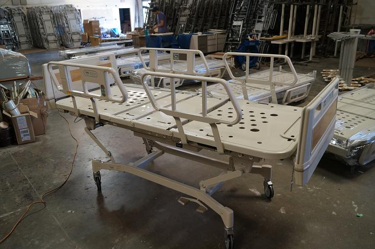 1 refurbished hill rom advance beds for sale each