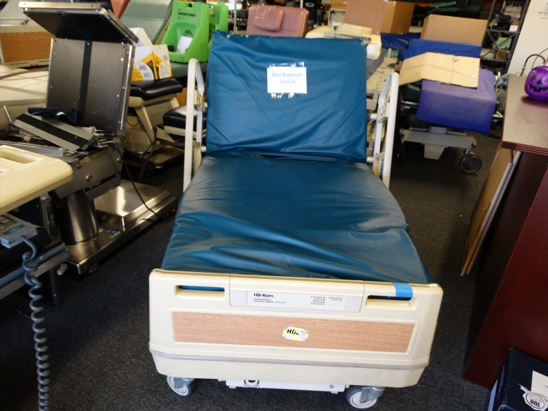 Hill Rom Advance Series hospital bed with air mattress system