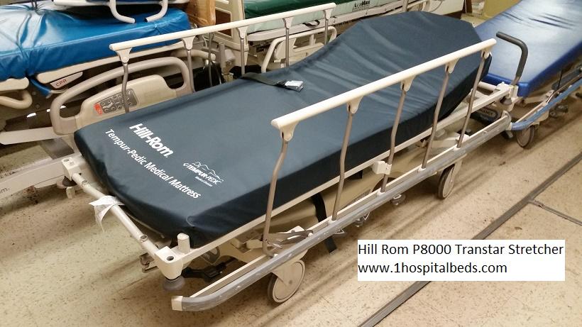 Hill Rom P8000 Transtar Stretcher 3