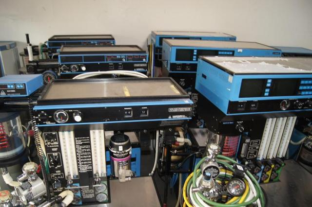 Narcomed 2A, 2B and 2C anesthesia machines