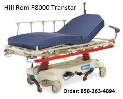 Hill-Rom P8000 Transtar stretcher
