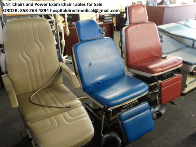 Power exam chairs ENT chairs Procedure Chairs for Sale