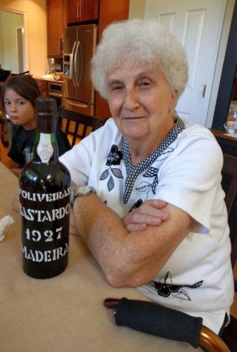 Kathleen 1927 Madeira