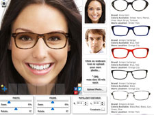 Virtual Try On, eyeglasses, frames