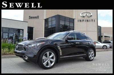 Purchase used 2013 Infiniti FX50 at Sewell Infiniti in Houston, Texas, United States, for US ...