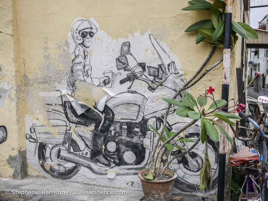 Art, Georgetown, Penang, Malaysia