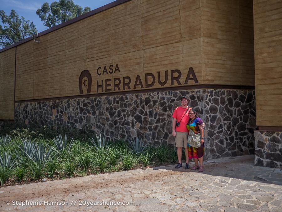 Casa Herradura, Mexico