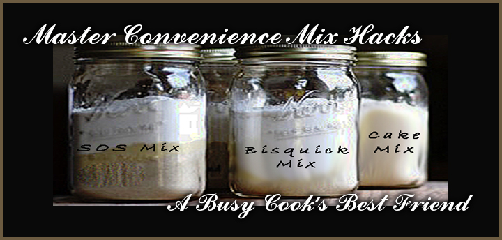 Master Convenience Mix Hacks 21st century simple living