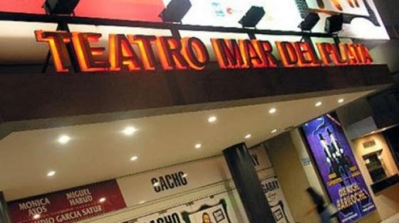 teatro mdp