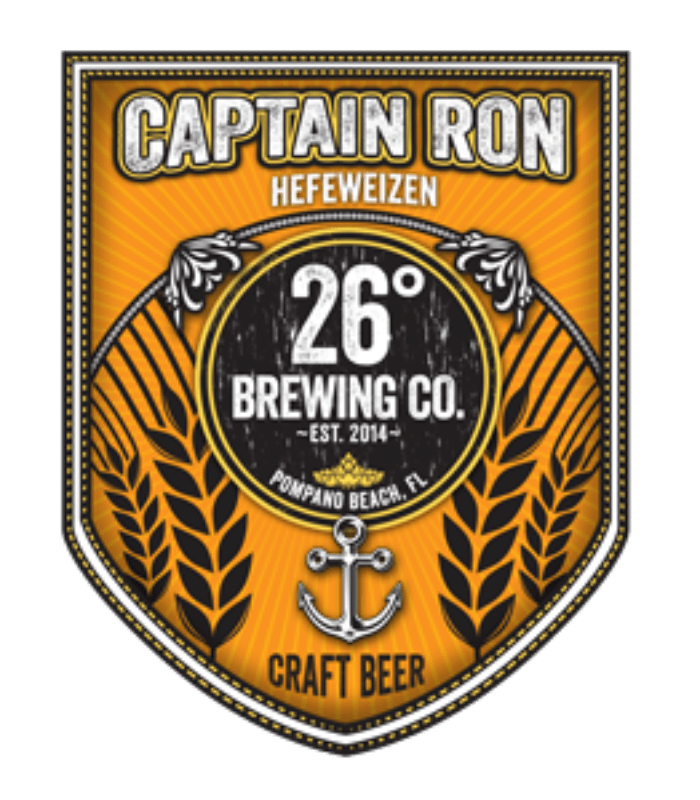 Captain Ron Hefeweizen