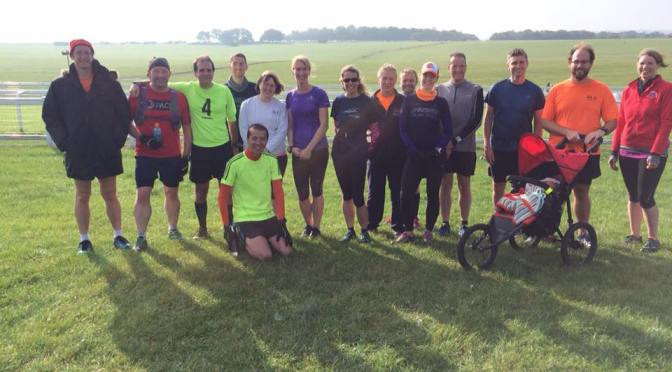 Weekend Race Results – October 22nd/23rd 2016
