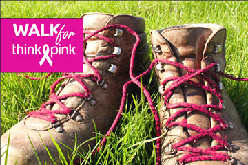 Permalink to:Walk for Think-Pink