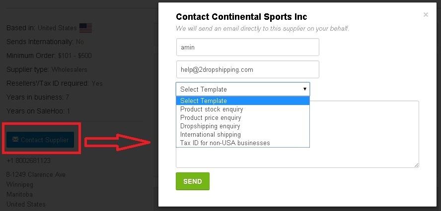 supplier-contact