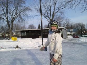 Skating at Park