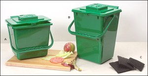 Kitchen Composter From Lee Valley