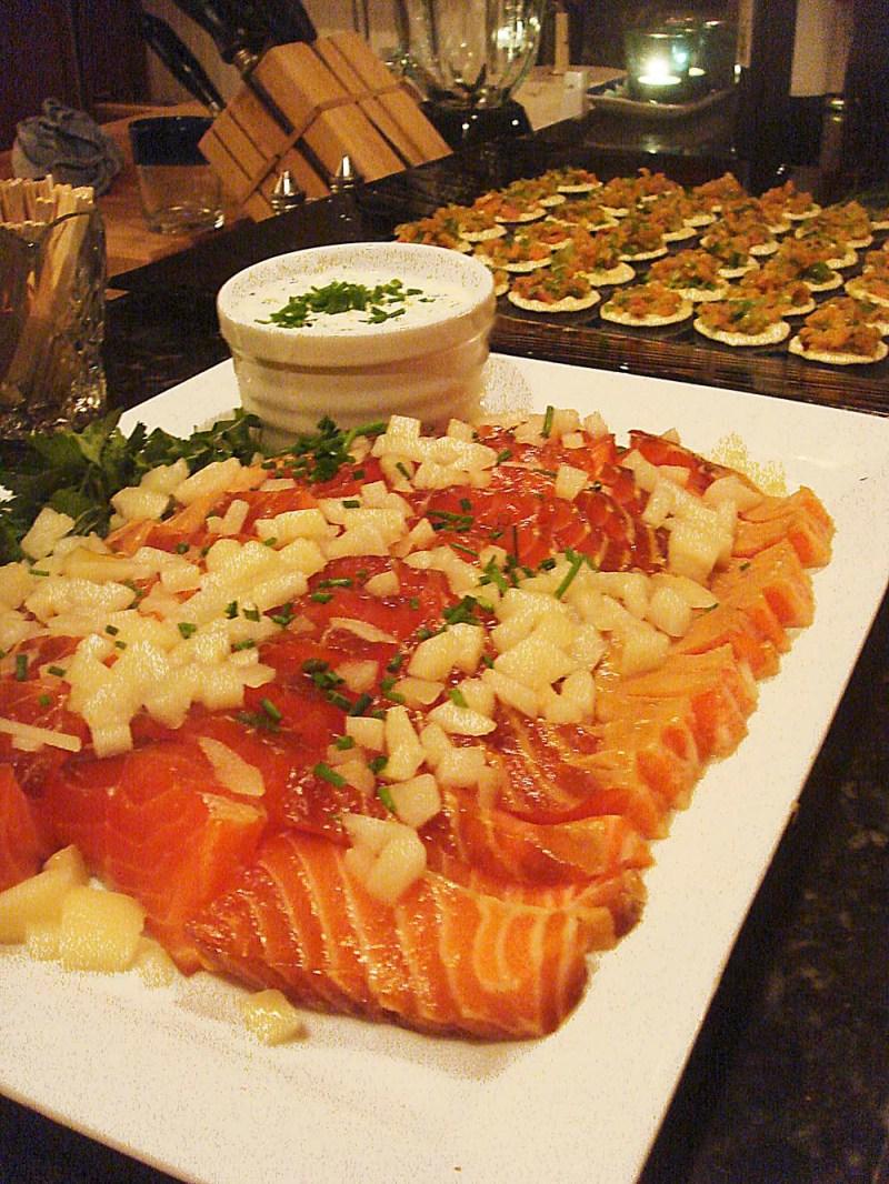 Large Of Italian Christmas Dinner