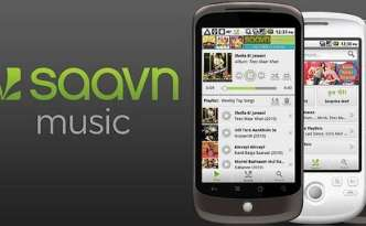 saavn-mobile-application