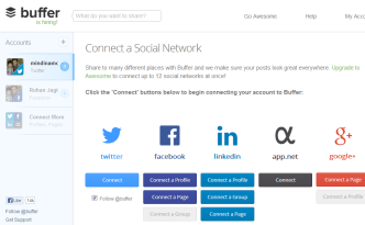 Connect-with-Social-Networks