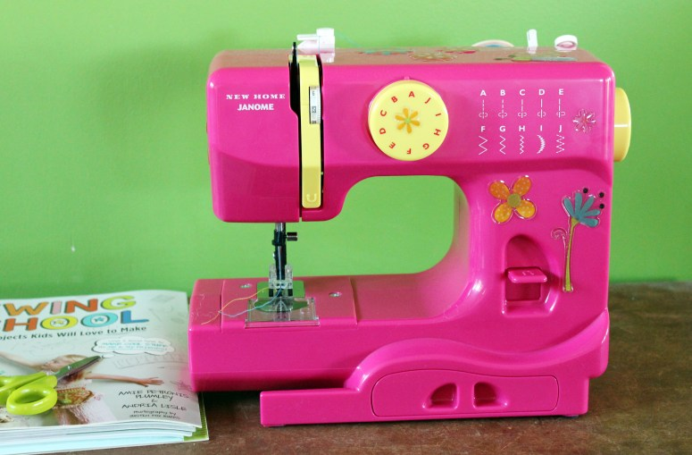She wanted a sewing machine.