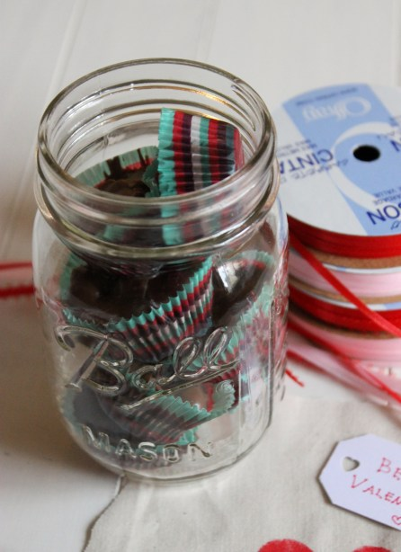 Fill Jar with Candy