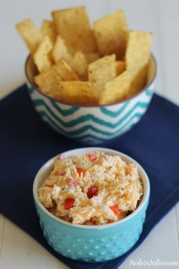 Pimento Dip and Chips