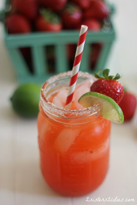 Strawberry Margs