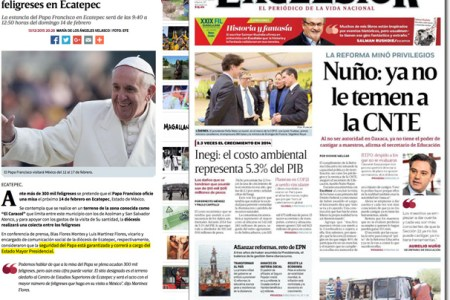 Periódico Excelsior - México