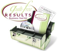 Guilt-Free RESULTS Business Kit