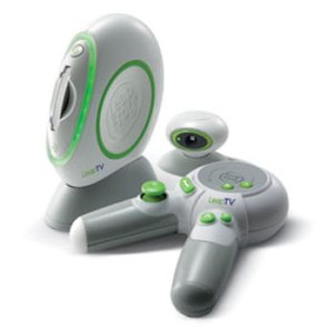 Leap Frog gaming system at Sweet Suite