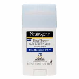 Neutrogena Ultra Sheer Face and Body Stick