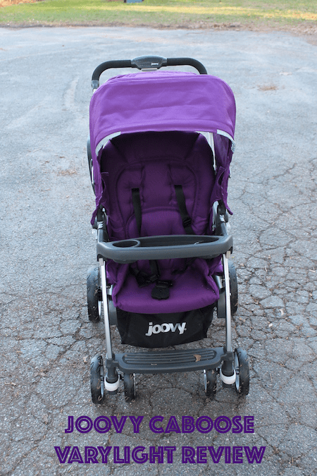 Joovy Caboose Varylight Review 30 Something Mother Runner