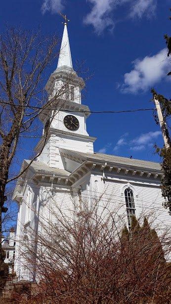 First Congregational Church Falmouth