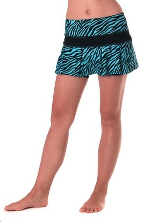 Skirt Sports Lioness Skirt Safari Print