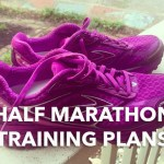 Popular Half Marathon Training Plans