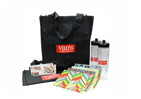 Van's Waffles Giveaway