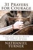 "Front cover of ""31 Prayers for Courage"""