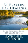 31 Prayers for Healing Cover