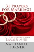 "Covert art for ""31 Prayers for Marriage"""