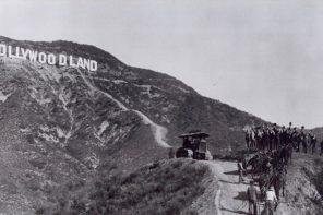 Hollywoodland: de Urbanización a Símbolo