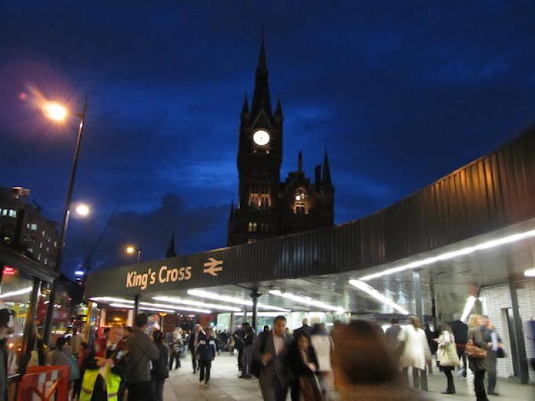 king's cross londres