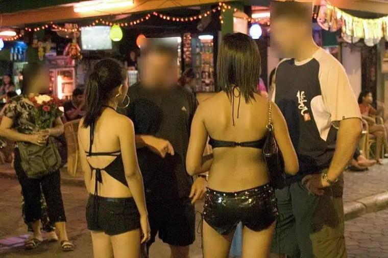 Turismo sexual na Tailândia