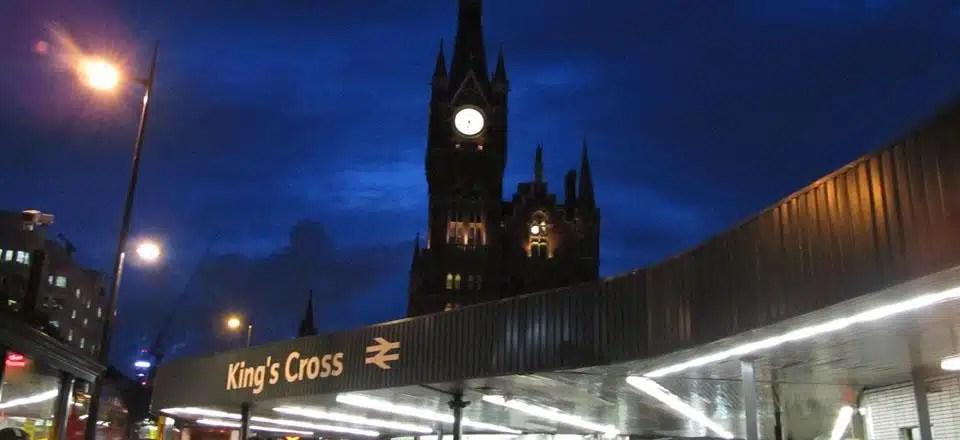 Os cenários e lugares de Harry Potter em Londres