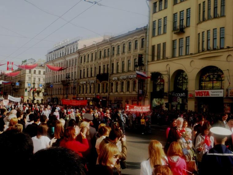 desfile de nove de maio, rússia