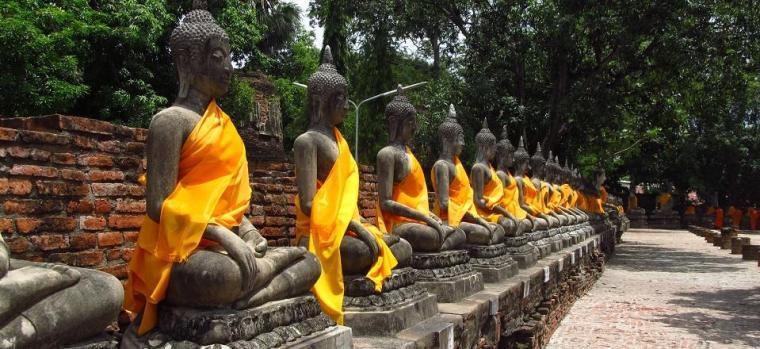 religião na Tailândia