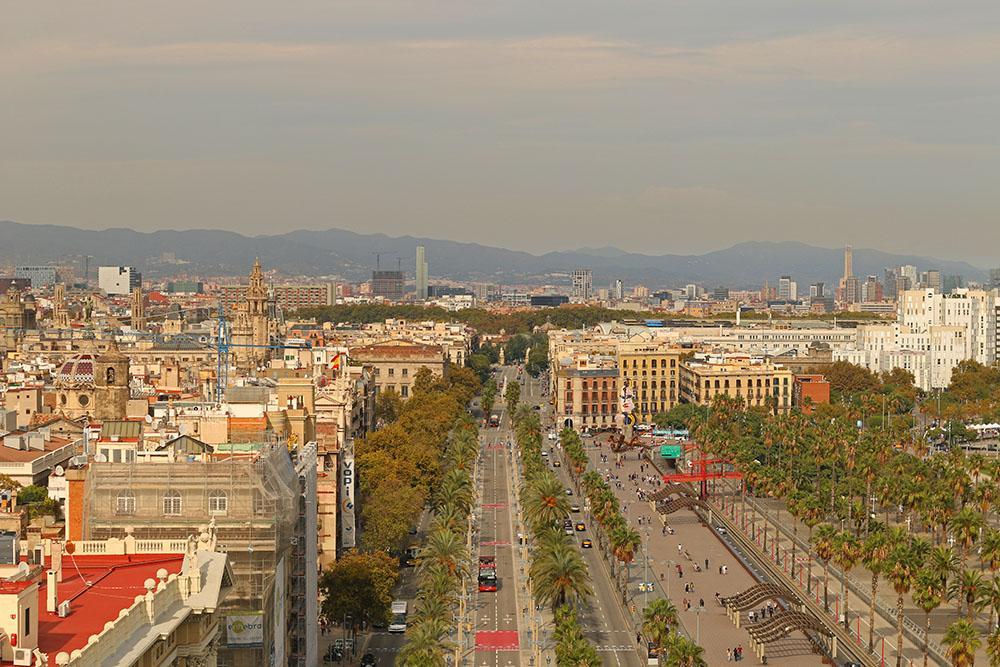 5 vistas imperdíveis em Barcelona