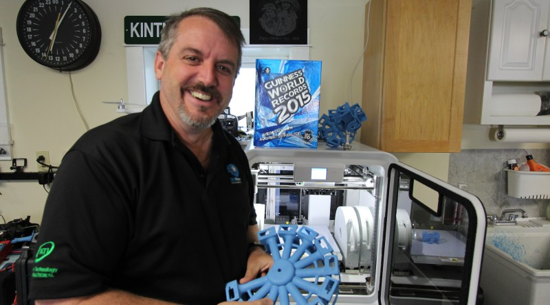 360Heros world record-holding 360 video gear is designed and 3D printed with 3D Systems technology.