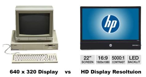 CompareDisplays