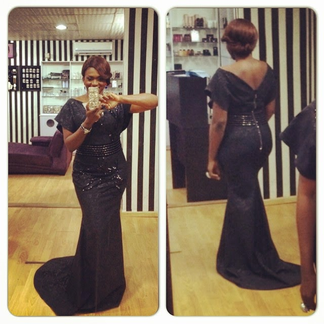 Waje, Funke Akindele Et Al Dazzle At Mo Abudu's 50th Birthday | Photos 3