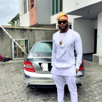 Lynxxx Shows Off His Chrome Plated Mercedes Benz E300 - PHOTO