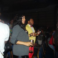 Juliet Ibrahim & Ex-Husband Sit Next to Each Other at Hennesy Event In Ghana | Photos